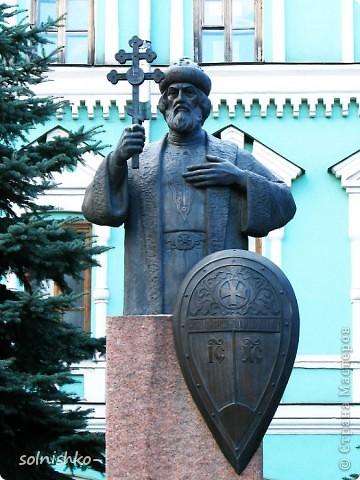 -Свято-Даниловский монастырь-(Москва) фото 11