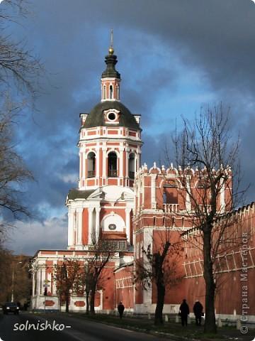 -Донской монастырь (Москва)- фото 1