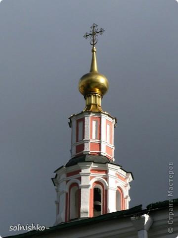 -Свято-Даниловский монастырь-(Москва) фото 16