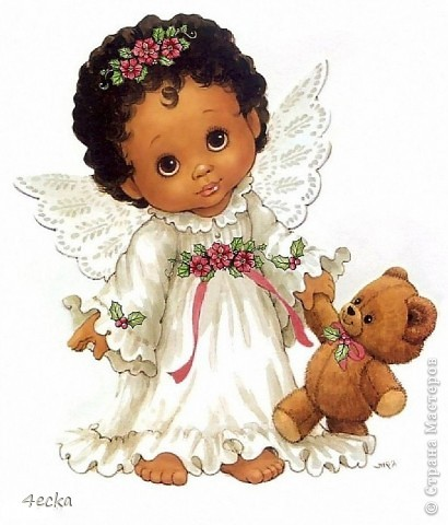 Маленький ангел фото 4