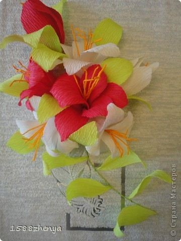 Мой любимый цветок - лилии!Последнее время много времени стала уделать этим милым цветам! фото 1