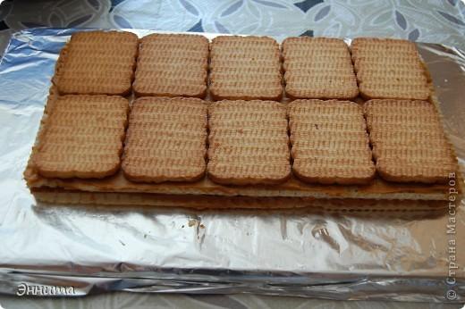 очень вкусный и простой в приготовлении тортик) фото 9