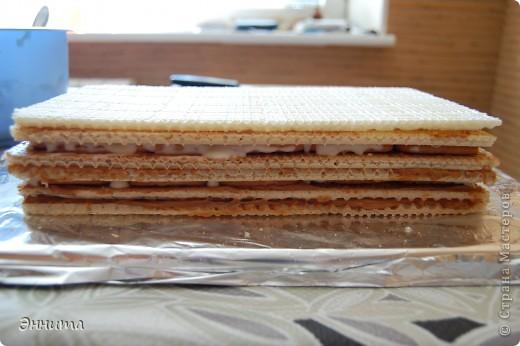 очень вкусный и простой в приготовлении тортик) фото 11