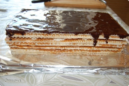 очень вкусный и простой в приготовлении тортик) фото 14