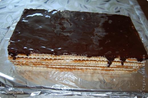 очень вкусный и простой в приготовлении тортик) фото 1