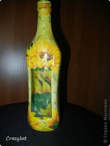 Сделала в подарок сестре (просто понравилась салфетка с бабочками и цветами)... фото 4
