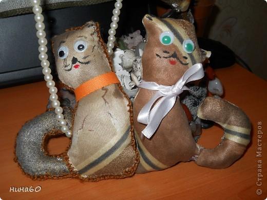 Кот и кошечка решили забраться на верхушку дерева,уединится ...так сказать от своих котят.. фото 7