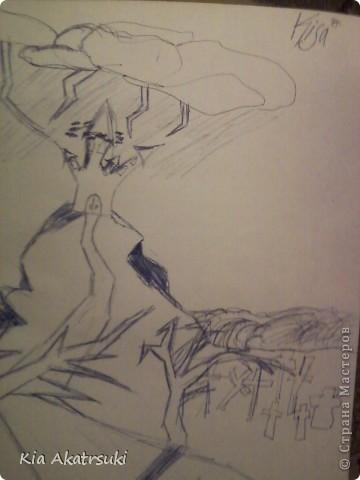Рисовала моя подруга-анимешница фото 4