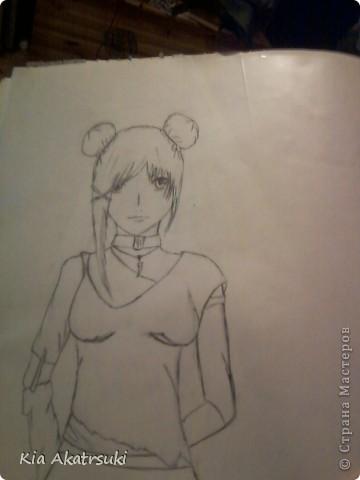 Рисовала моя подруга-анимешница фото 5