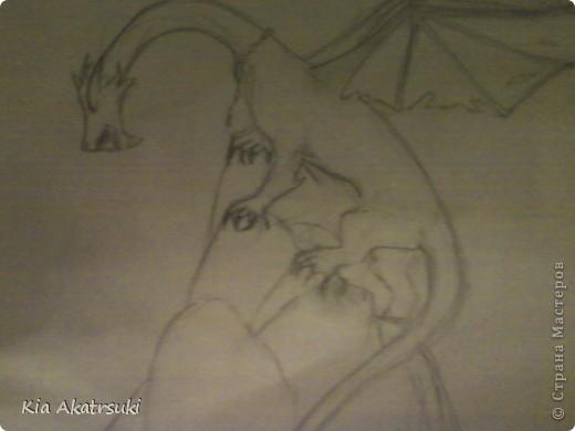 Рисовала моя подруга-анимешница фото 6