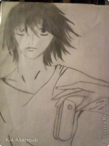 Рисовала моя подруга-анимешница фото 3