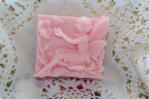 Мыло сварила из основы , добавила масло жожоба и масло жасмина -)))  фото 5