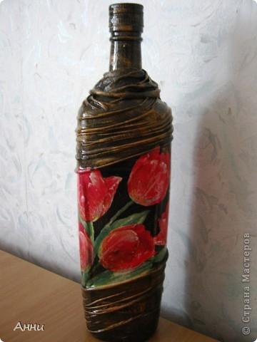 Вот ещё несколько бутылочек добавилось к коллекции. фото 1