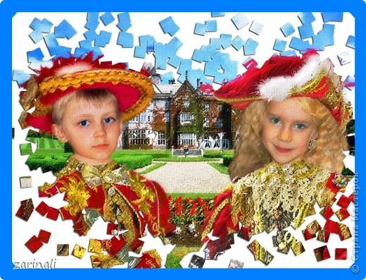 Сложить мозаику -внуки фото 1