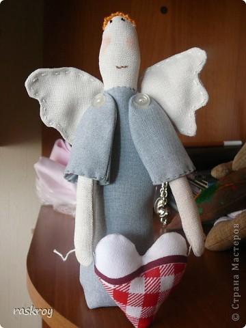 Ангел любви по выкройке Анне Пиа фото 1