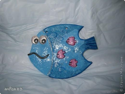 Долго собиралась изготовить таких рыб и вот собралась и получились у меня ОЧАРОВАШКИ! На первой рыбе можно написать поздравление или вставить записку с поздравлением, просьбой, пожеланием ........... фото 3