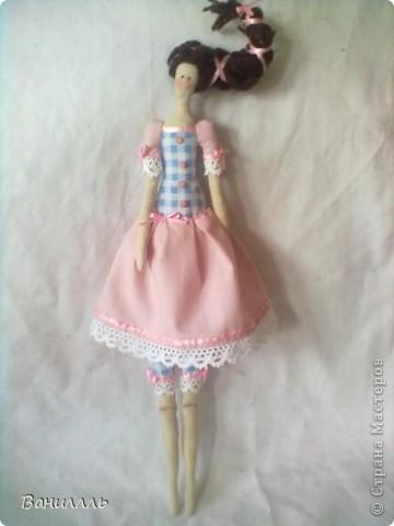 Высота куклы без прически 36см. фото 1