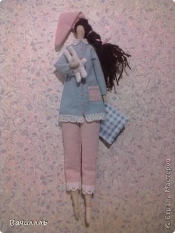 Высота куклы без прически 36см. фото 2