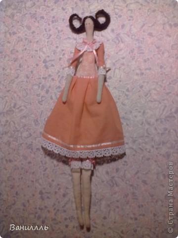 Высота куклы без прически 36см. фото 3