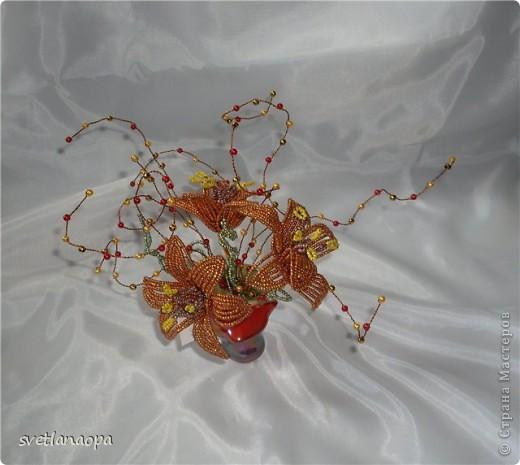 Хочу показать разные миниатюрные работы, так сказать на скорую руку. Вот такое сердечко из остатков камушков,само сердечко обмотано нитками мулине. фото 3
