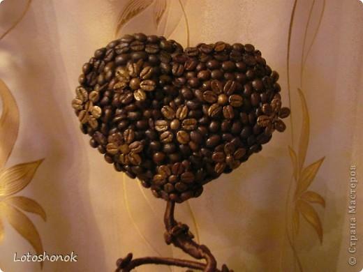 Вот такое деревце (подарок на свадьбу подруги) у меня вышло:))) Мое первое дерево, выстраданное:)) фото 2