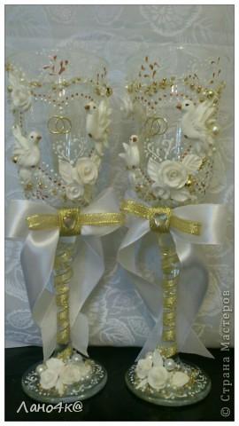 3 свадебных набора ( много фото) фото 6