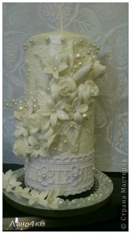 3 свадебных набора ( много фото) фото 14