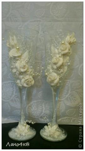 3 свадебных набора ( много фото) фото 16