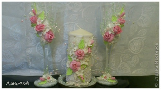 3 свадебных набора ( много фото) фото 8