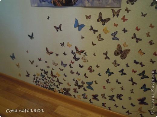 Теперь хоть не стыдно на стенку смотреть, и пятно практически потерялось!!! фото 3