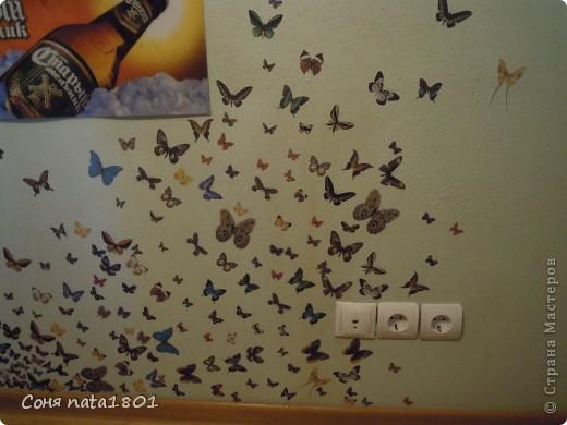 Теперь хоть не стыдно на стенку смотреть, и пятно практически потерялось!!! фото 2