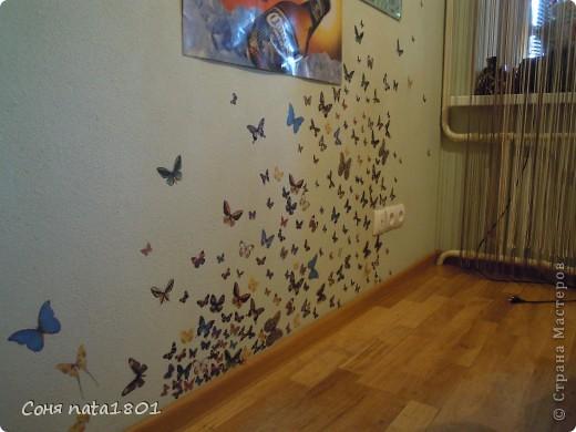 Теперь хоть не стыдно на стенку смотреть, и пятно практически потерялось!!! фото 1