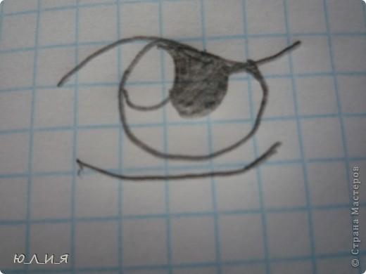 Вот такой глаз:)В этой части постораюсь без пояснительного текста к фото. фото 6