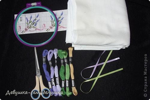 Саше - подушечка с ароматизаторами, предназначенная для ароматизации белья или отпугивания моли. Так как свадьба дочери планируется в лавандовом стиле, то саше содержит цветы лаванды. фото 2