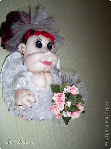 кукла попик невеста попка в стрингах фото 3