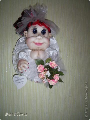 кукла попик невеста попка в стрингах фото 1