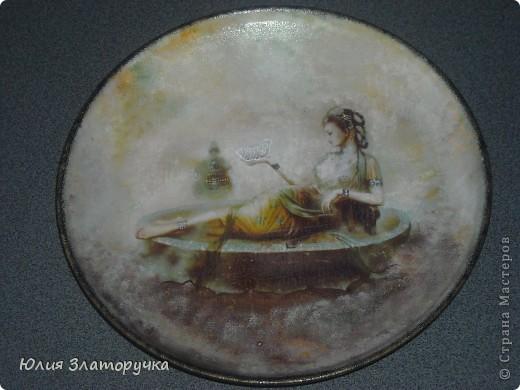 Тарелки-панно фото 2