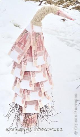 Вот такие у меня получились елочки))) фото 2