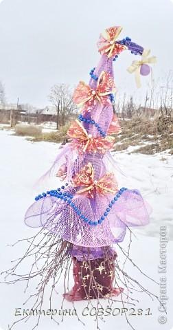 Вот такие у меня получились елочки))) фото 3