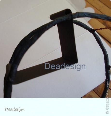 предмет для сравнения размера - конфетка материал - картон, черный картон, бумага, проволока, клей.  фото 7
