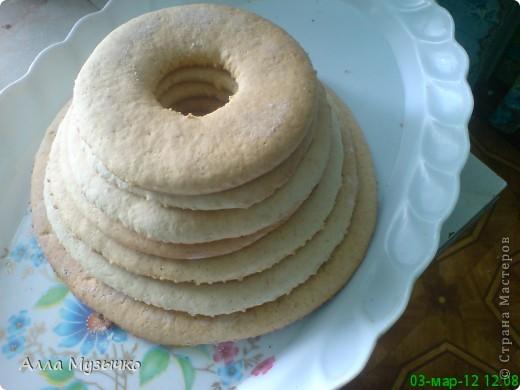 """Торт """"КУКЛА"""" фото 4"""
