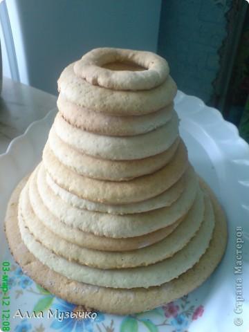 """Торт """"КУКЛА"""" фото 5"""