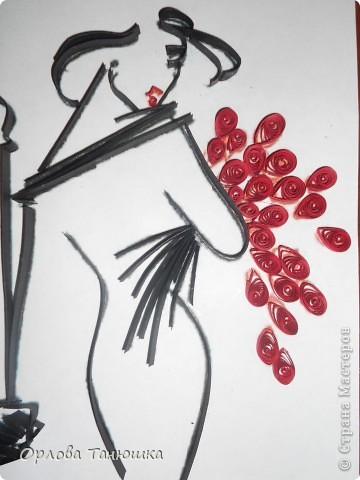 После того, как Анна Сожан сделала работу по рисунку Т. Вилсона, я просто не смогла устоять и сделала повторюшку. Правда не хотела выставлять в СМ, ведь уже появились повторные работы, да и моя далека от совершенства, но всё таки показываю. фото 2