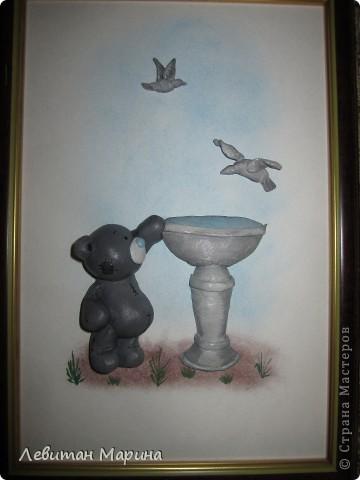 Мишка-Тедди фото 1