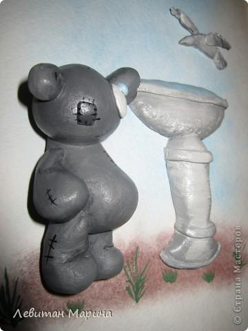 Мишка-Тедди фото 2