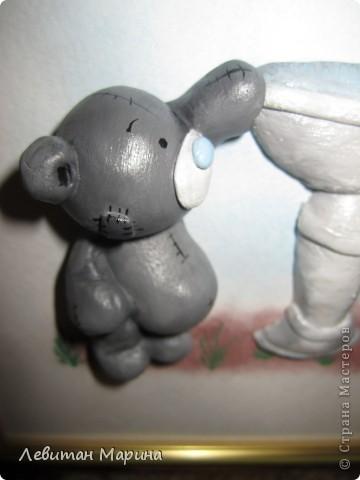 Мишка-Тедди фото 3