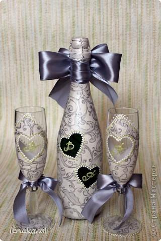 Очень скоропалительный набор на заказ к серебряной свадьбе фото 2