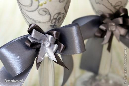 Очень скоропалительный набор на заказ к серебряной свадьбе фото 5