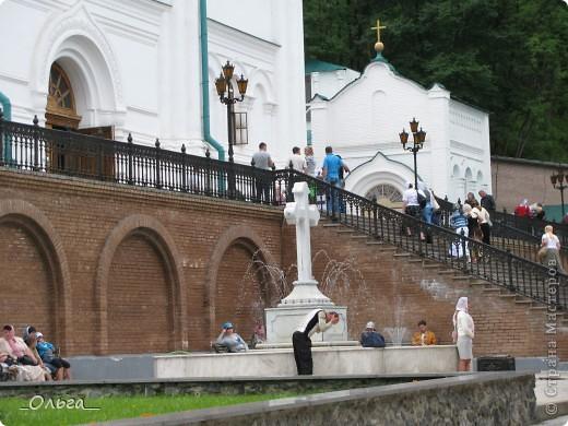 На Троицу ездили в Святогорскую Лавру. Посредством фото делюсь с вами, мастера и мастерицы, впечатлениями. фото 3