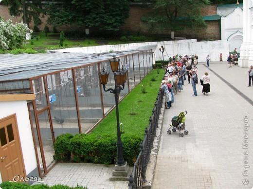На Троицу ездили в Святогорскую Лавру. Посредством фото делюсь с вами, мастера и мастерицы, впечатлениями. фото 5